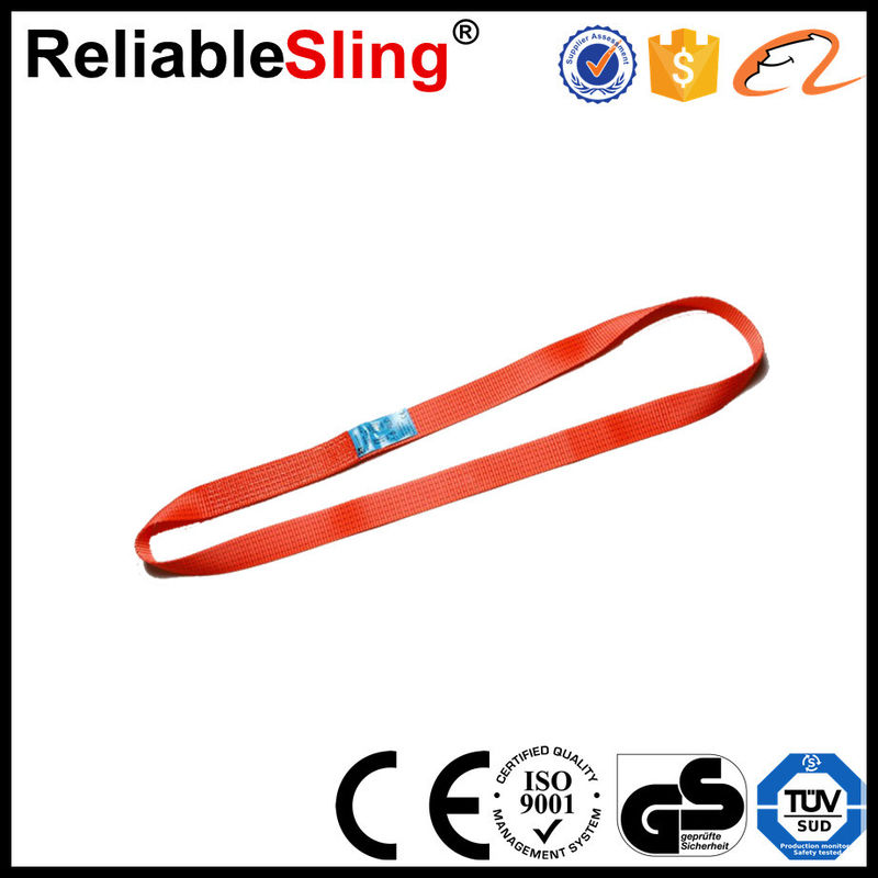 Polyester Endless Webbing Sling 1-4 Ply Heavy Duty Lifting Sling Safety